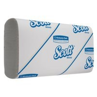 Scott Slimfold Hand Towels Sleeve of 110 Towels 295x190mm Ref 5856 [Packed 16 Sleeves]