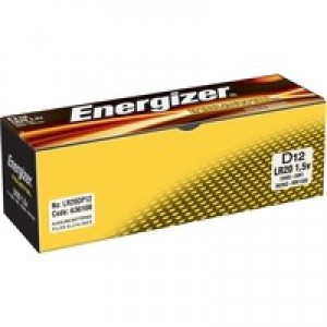 Energizer Industrial C/LR14 Pk12 636107