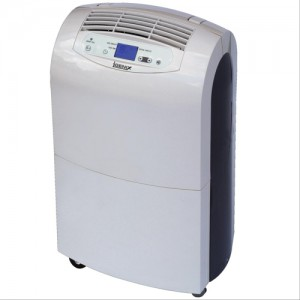 Igenix De-Humidifier with LCD Display and Rotary Compressor Extracts 20L/24h Tank 6.5 Litre