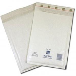 Mail Lite Size B/00 Bubble Bags Pk100