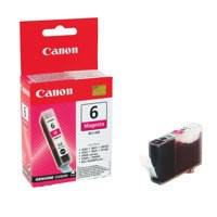 Canon BCI-6M Magenta Inkjet Cartridge
