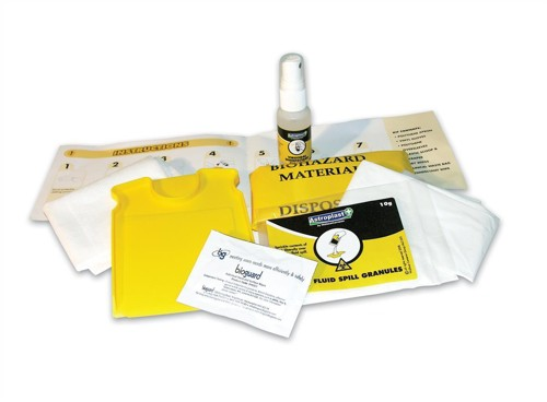 Wallace Cameron Piccolo Refill for Body Fluid Kit Anti-Cross Infection Ref 1012048
