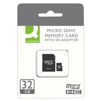 Q-Connect MicroSD Card 32GB Class 10