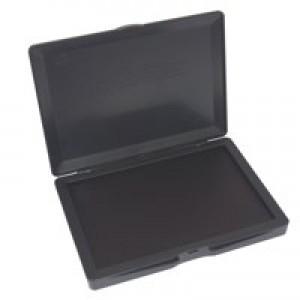 Dormy Micro Stamp Pad 127x88mm Black Ref 419801