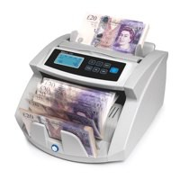 Safescan 2250 Banknote Counting Machine Automatic 1000 Notes/Minute 220V 7kg Code 115-0257