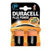 Duracell Plus Battery 9V Pack 2 81275459