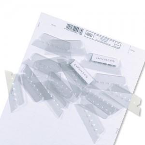 Elba Verticflex Plastic Tabs For Suspension Files Code 100330217