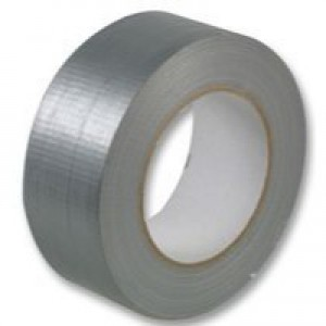 Unibond Duct Tape Multisurface 0-70 degrees C 50mmx25m Silver Ref 1418606