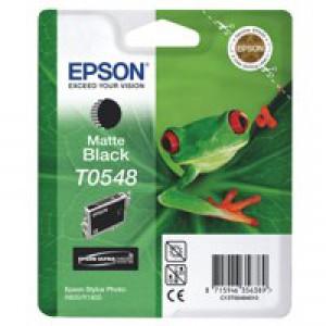 Epson Frog Inks Ultra Chrome Hi-Gloss Matte Black T0548
