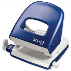 Leitz Strong Office Perf Blue 5008-35