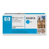 Hewlett Packard [HP] No. 311A Laser Toner Cartridge Page Life 6000pp Cyan Ref Q2681A