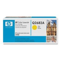 Hewlett Packard [HP] No. 311A Laser Toner Cartridge Page Life 6000pp Yellow Ref Q2682A