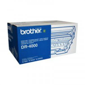 Brother DR4000 Drum Unit Code DR4000