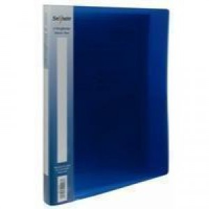 Snopake E/Blue A4 Exec 25mm Ring Binder