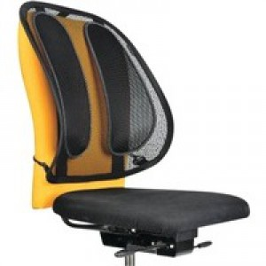 Fellowes Office Suite Back Support Mesh Fabric with Tri-tensioner Attachment Ref 9191301