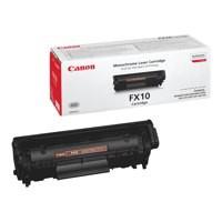 Image for Canon FX10 Fax Laser Toner Cartridge Black Ref 0263B002