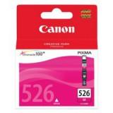 Canon Inkjet Cartridge Page Life 437pp Magenta CLI-526 M Code 4542B001