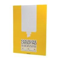 Layout Pad Bank Paper Acid Free 50gsm A3