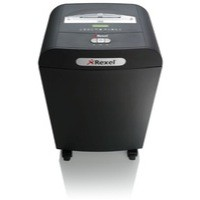 Rexel Mercury RDX1850 Shredder 4x45mm Cross Cut 18x80gsm 30.6kg W480xD370xH676mm Ref 2102421
