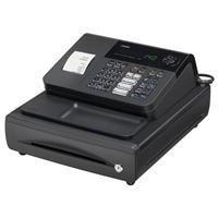 Image for Casio Cash Register 7 Segment x 8 Digit 120 PLUs 20 Departments 2.4 lines/sec W330xD360xH203mm Ref 140CR