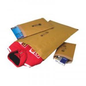 Jiffy Padded Bag Envelopes No.8 Brown 442x661mm Ref JPB-8 [Pack 50]