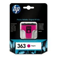 Hewlett Packard [HP] No. 363 Inkjet Cartridge Page Life 350pp 4ml Magenta Ref C8772EE