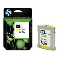 Hewlett Packard [HP] No. 88 Inkjet Cartridge Page Life 850pp 9ml Yellow Ref C9388AE