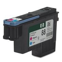 Hewlett Packard [HP] No. 88 Inkjet Cartridge Magenta & Cyan Ref C9382A