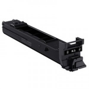Konica Minolta Laser Toner Cartridge Page Life 4000pp Black Ref A0DK151