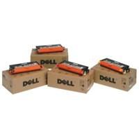 Dell No. DT615 Laser Toner Cartridge Page Life 2000pp Black Ref 593-10258