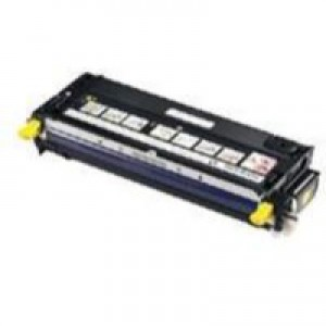Dell 3110CN 8K Yellow Toner Cartridge Code 593-10173