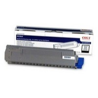 Oki MC860 Toner Cartridge 9.5K Black Code 44059212
