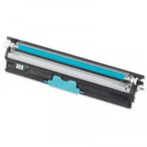 OKI Laser Toner Cartridge High Yield Page Life 2500pp Cyan Ref 44250723