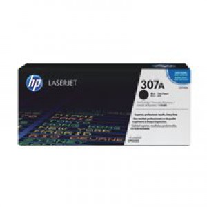 Hewlett Packard [HP] No. 307A Laser Toner Cartridge Page Life 7000pp Black Ref CE740A
