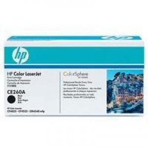 HP No.647A Laser Toner Cartridge Black Code CE260A