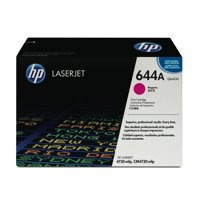 Hewlett Packard [HP] No. 644A Laser Toner Cartridge Page Life 12000pp Magenta Ref Q6463A