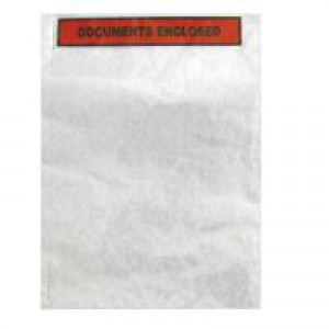 A4 Documents Encl Adh Envelopes Pk500
