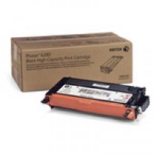 Xerox Phaser 6280 High Capacity Toner Cartridge Black Code 106R01395