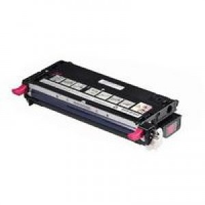 Dell 3130 High Capacity Magenta Toner Cartridge 9K Code 593-10292