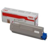Oki C610 Toner Cartridge 6K Magenta 44315306