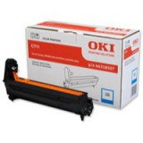 Oki C711 Drum Unit Cyan Code 44318507