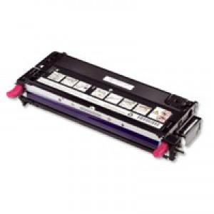Dell No. G908C Laser Toner Cartridge Page Life 3000pp Magenta Ref 593-10296