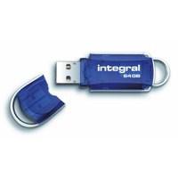 Integral Courier Flash Drive USB 2.0 64GB Ref INFD64GBCOU
