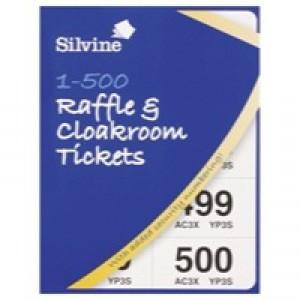 R/Yng Cloakroom-Raffle Tickets(500)0276
