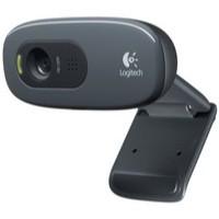 Image for Logitech C270 High Definition WebCam Black 960-000582