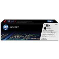 HP No.128A Laser Toner Cartridge Black Code CE320A