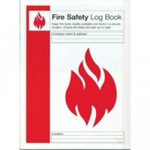 Guardian Fire Incidence and Prevention Log Book A4