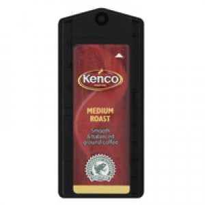 Kenco Coffee Pack 160 x6.3g Singles Medium Roast Code A00970