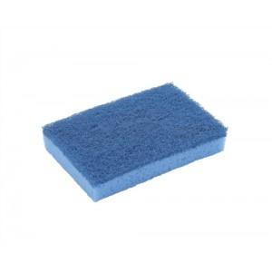 Sponge Scourer High Quality Non Scratch Blue [Pack 10]