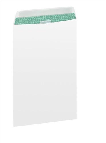 Basildon Bond Envelopes Recycled Pocket Window Peel and Seal 100gsm C4 White Ref B80285 [Pack 50]